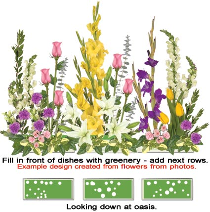 free floral instructions