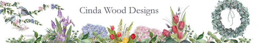 Cinda Wood logo